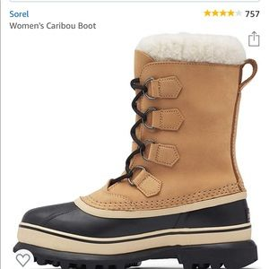 Sorel Caribou Winter Boots   Women's Size 11